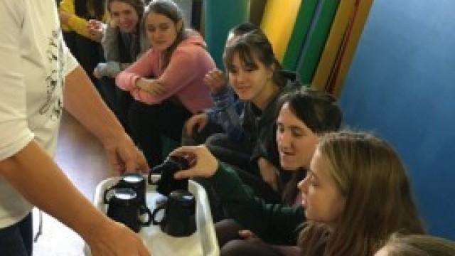 Andrzejki w Szkole Życia w Kętach