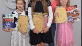 Ania Hess laureatką Wojewódzkiego Konkursu Recytatorskiego