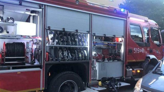 Apel strażaków do kierowców, by nie utrudniali im ratowania