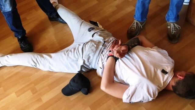 Areszt dla kolejnego sprawcy rozbojuze Śląska
