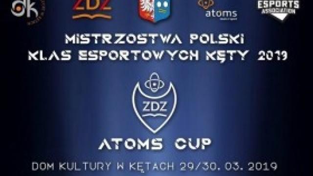 ATOMS CUP Kęty 2019. Start już w najbliższy piątek!