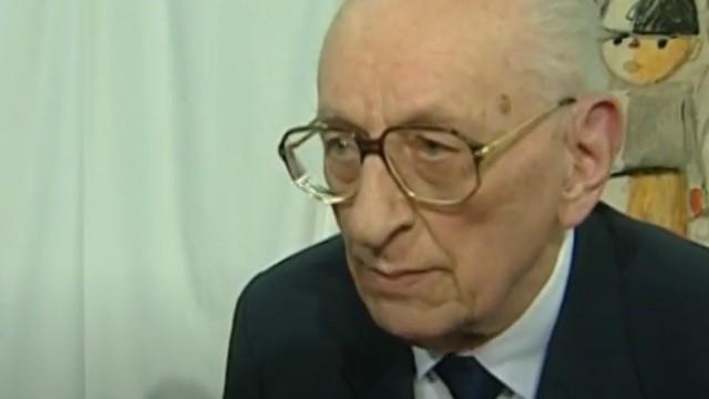 AUSCHWITZ. 5 lat temu zmarł Władysław Bartoszewski
