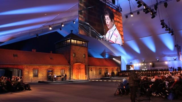 AUSCHWITZ. Lista oficjalnych delegacji państwowych