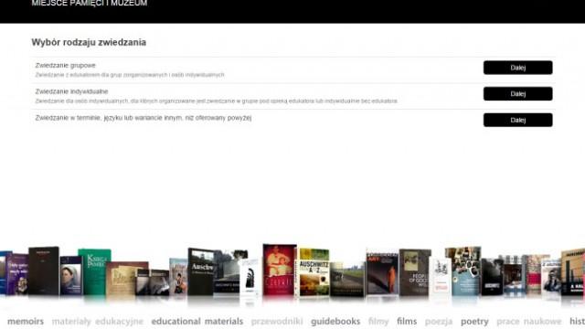 AUSCHWITZ. Nowy system rezerwacji online w Muzeum