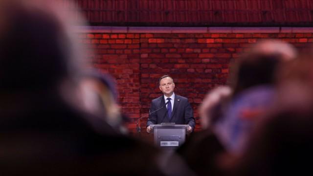 AUSCHWITZ. Przemówienie Prezydenta RP Andrzeja Dudy