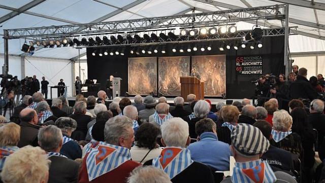 AUSCHWITZ. Światowy Kongres Żydów wspiera 70. rocznicę wyzwolenia obozu