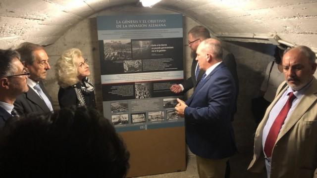 AUSCHWITZ. Wystawa o historii obozu w hiszpańskiej Guernice