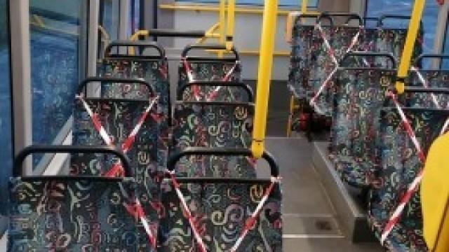 Autobusy MZK Kęty gotowe na przewóz pasażerów zgodnie z nowymi wytycznymi