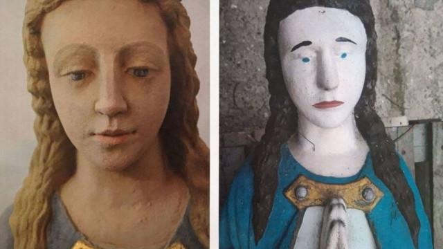 Awantura o twarz figurki Matki Boskiej na wsi pod Wadowicami. Co poszło nie tak?
