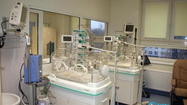 Awaria prądu w szpitalu