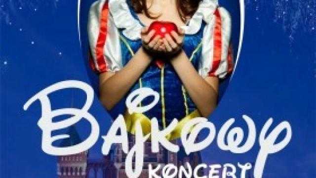Bajkowy Koncert Magdaleny Wasylik – zaproszenie