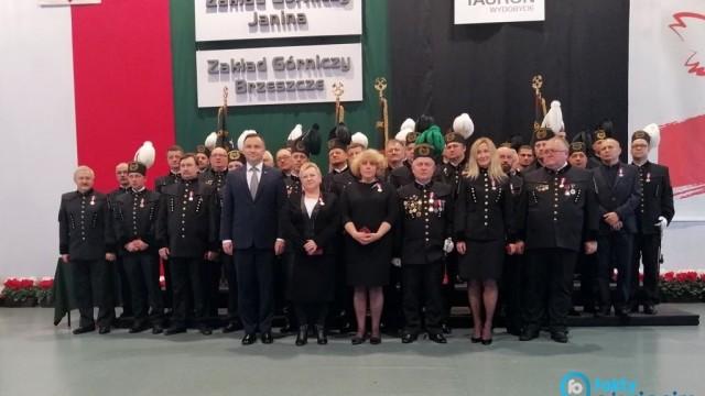 Barbórka w mateczniku Beaty Szydło – FILMY, FOTO