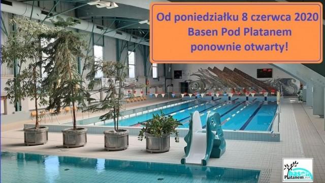 Basen ponownie otwarty. Wprowadzono dodatkową opłatę sanitarną - InfoBrzeszcze.pl