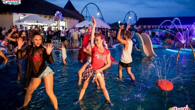 Beach Party i Magic Night, czyli zabawa do północy w Energylandii