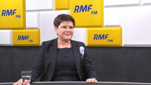 Beata Szydło w radiowym wywiadzie opowiada o Górniku Brzeszcze - InfoBrzeszcze.pl