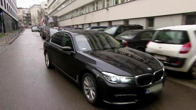 Beata Szydło zeznawała w sprawie wypadku kolumny rządowej – FILM