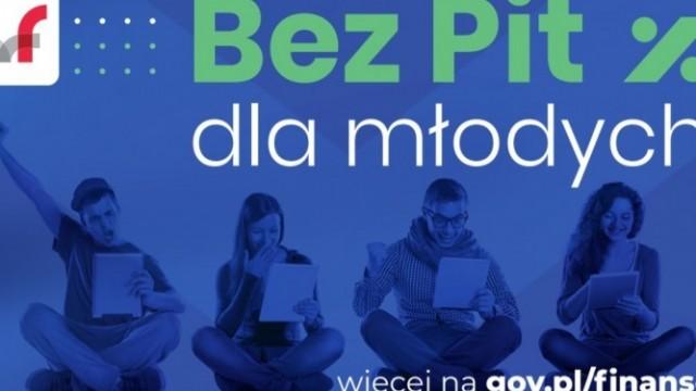 Bez PIT dla młodych - skorzystaj z nowej ulgi - InfoBrzeszcze.pl