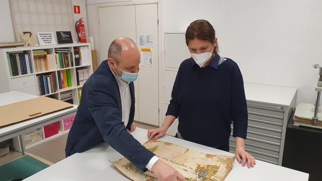 Bezcenny dokument z 1872 roku odnaleziony w Zatorze na poddaszu