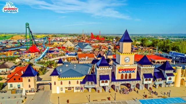 Bezpieczna Energylandia. W piątek otwarcie największego Parku Rozrywki w Polsce. Zobacz jak będzie funkcjonować park w dobie obostrzeń