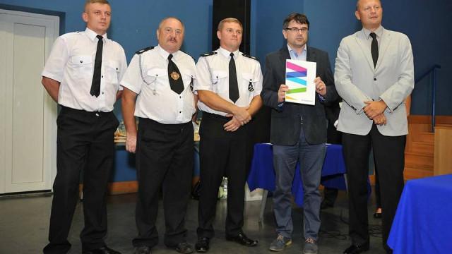 ,,Bezpieczna Małopolska 2017″ – Strażacy OSP z powiatu otrzymali dofinansowanie do sprzętu.