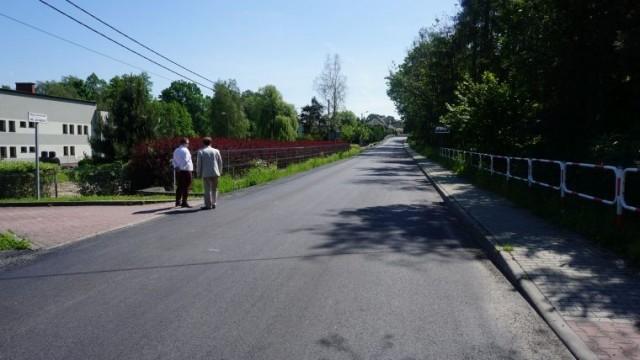 Bezpieczniej na ulicy Jagiellończyka w Grojcu