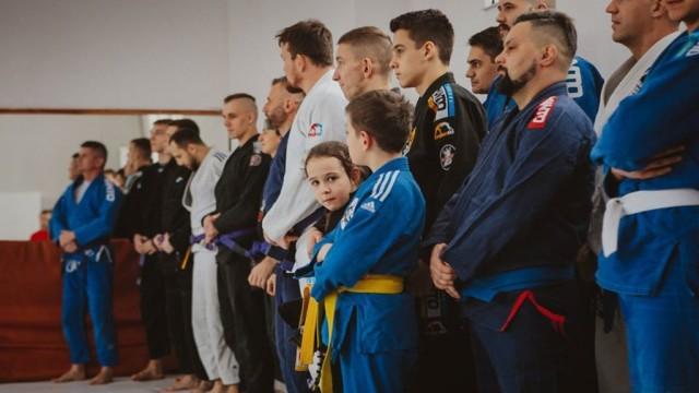 Bezpłatne wakacyjne treningi brazylijskiego jiu jitsu – FOTO