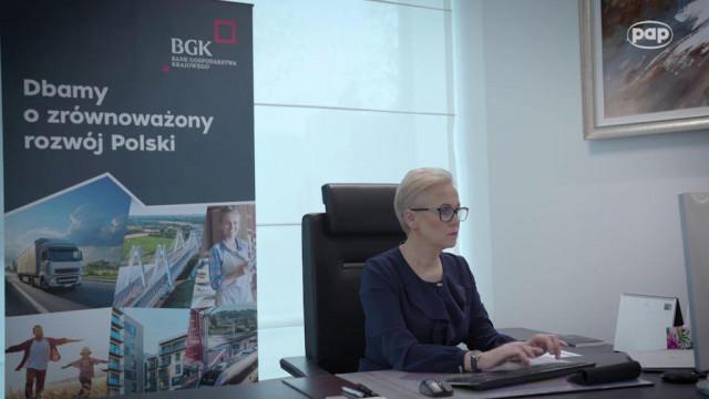 BGK wdraża gwarancje leasingu – FILM