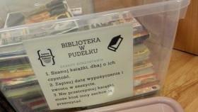 Biblioteka w pudełku