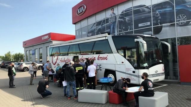 BIELSKO-BIAŁA. Zebrali ponad 24 litry krwi dla Rity i Katarzyny. Obie kolarki walczą o życie