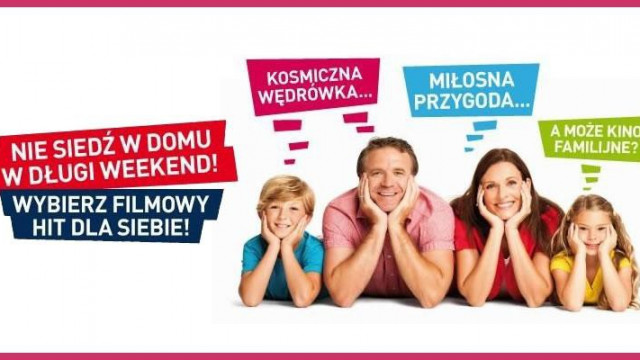 Bielsko - nie siedź w domu, zobacz filmowe hity jesieni w kinie Helios!