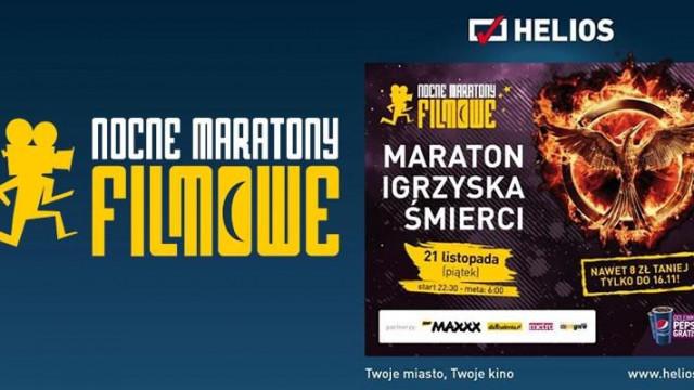 Bielsko -  zamiast spać wybierz się do kina na Nocny Maraton Filmowy