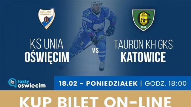 Bilety online na mecz Unia Oświęcim – Tauron KH GKS Katowice