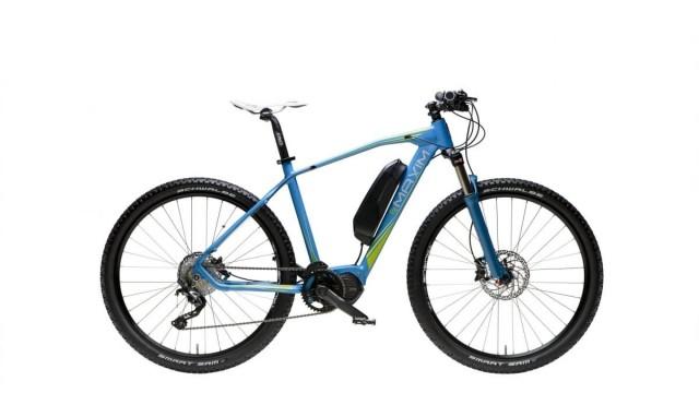 BLUE SPORT. Zalety rowerów elektrycznych