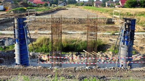 BOBREK-OŚWIĘCIM. Śledzimy postęp prac na budowie obwodnicy północnej. FOTORELACJA