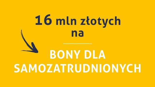 Bony dla samozatrudnionych - InfoBrzeszcze.pl
