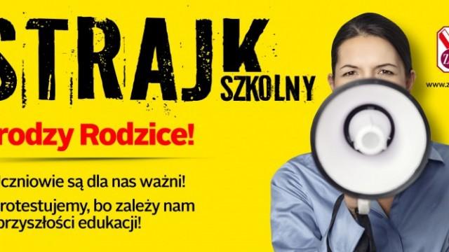 Brzeszczańscy nauczyciele przystąpią do ogólnopolskiej akcji strajkowej - InfoBrzeszcze.pl