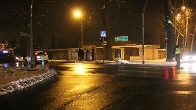 Brzeszcze - kierowca forda potrącił 78 - letnią kobietę na pasach