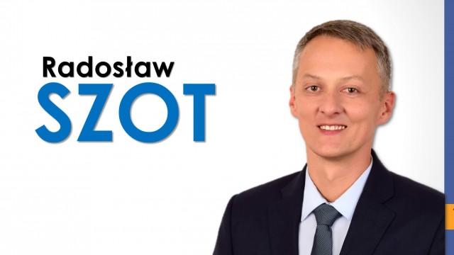 BRZESZCZE. Radosław Szot nowym burmistrzem Gminy Brzeszcze