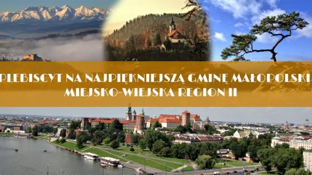 Brzeszcze w finale plebiscytu na najpiękniejszą gminę Małopolski - InfoBrzeszcze.pl