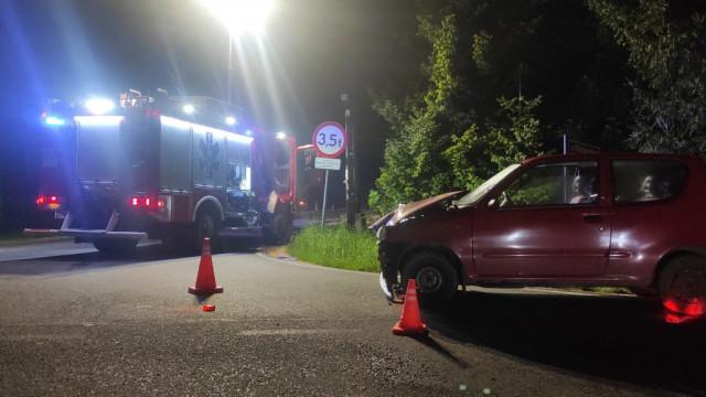 Brzeszcze. Zgłosił kradzież pojazdu, aby uniknąć kary za spowodowanie kolizji drogowej oraz złamanie zakazu kierowania - InfoBrzeszcze.pl