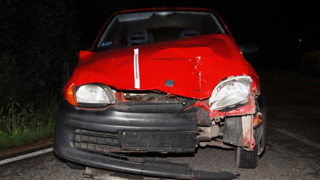 Brzeszcze. Zgłosił kradzież pojazdu, aby uniknąć kary za spowodowanie kolizji  drogowej oraz złamanie zakazu kierowania
