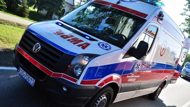 BULOWICE. 12-letni uczeń wypadł z okna w szkole