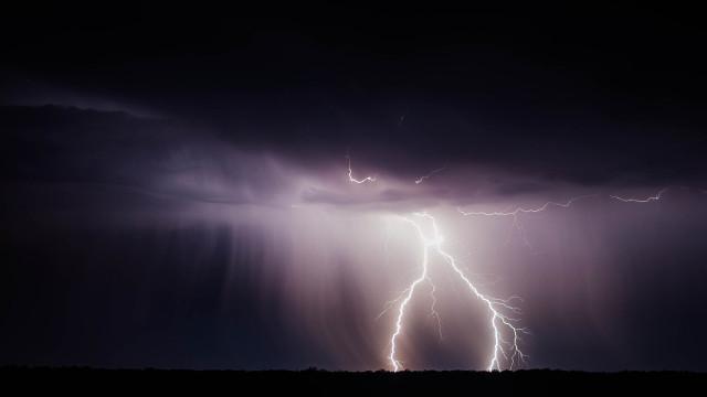 Burze i grad - ostrzeżenie meteorologiczne