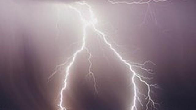 Burze – ostrzeżenie meteorologiczne