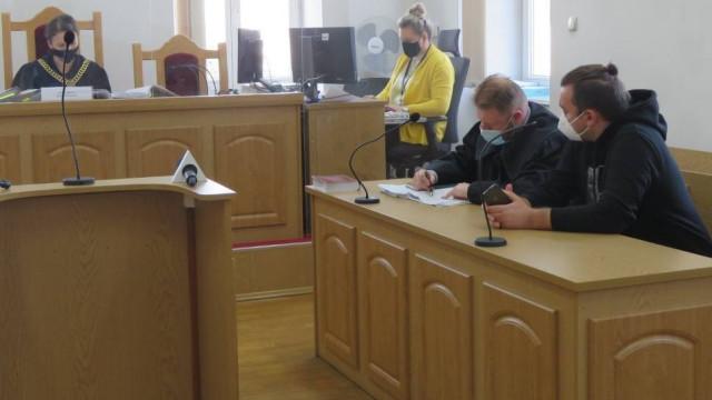 Były burmistrz Wadowic Mateusz Klinowski na ławie oskarżonych