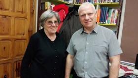 Camino de Santiago Francés - spotkanie w bibliotece