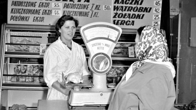 Ceny żywności w czasach PRL-u