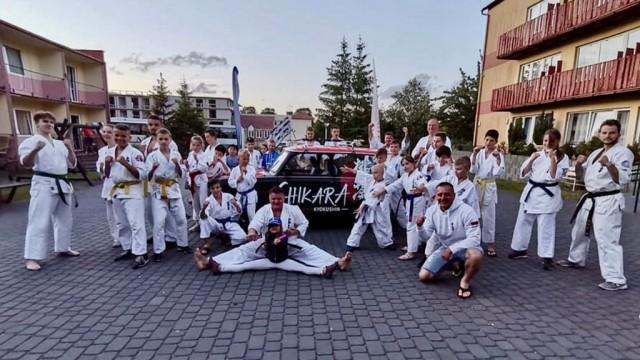 Challenge karateków z Katowic w Jastrzębiej Górze – FILM