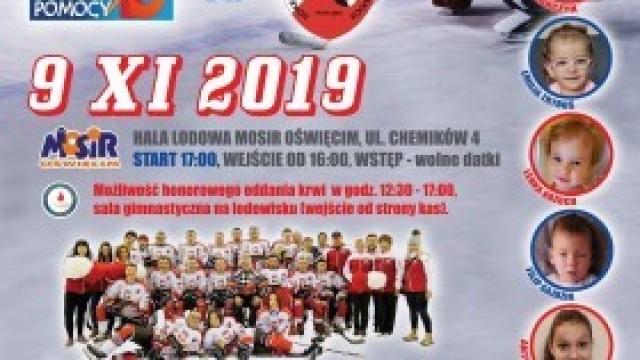 Charytatywny Mecz Hokejowy dla chorych dzieci