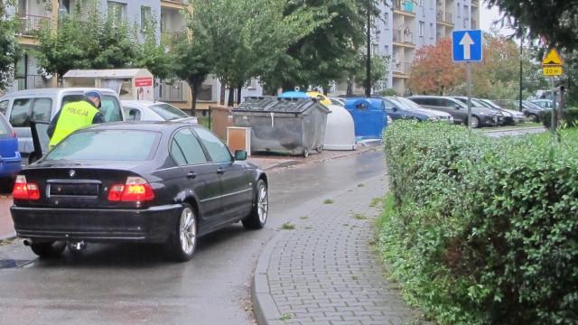 CHEŁMEK. 81-letnia piesza trafiła do szpitala